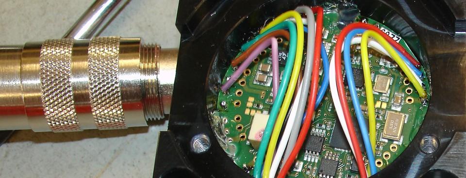 Assemblaggi e cablaggi elettrotecnici