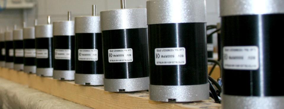 Customizzazione motori elettrici